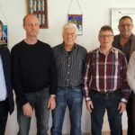vl. Franz Grüter, Daniel Küttel, Kurt Elmiger, Armin Müller, Fredy Winiger, Oliver Imfeld